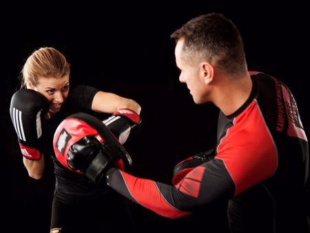 Immagine per la categoria Boxe - Arti marziali