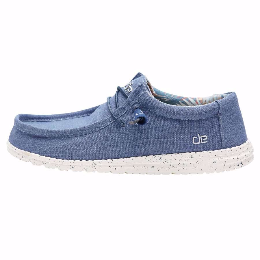 acquista per il più recente bambino originale DUDE - SCARPA WALLY STRETCH INDIGO