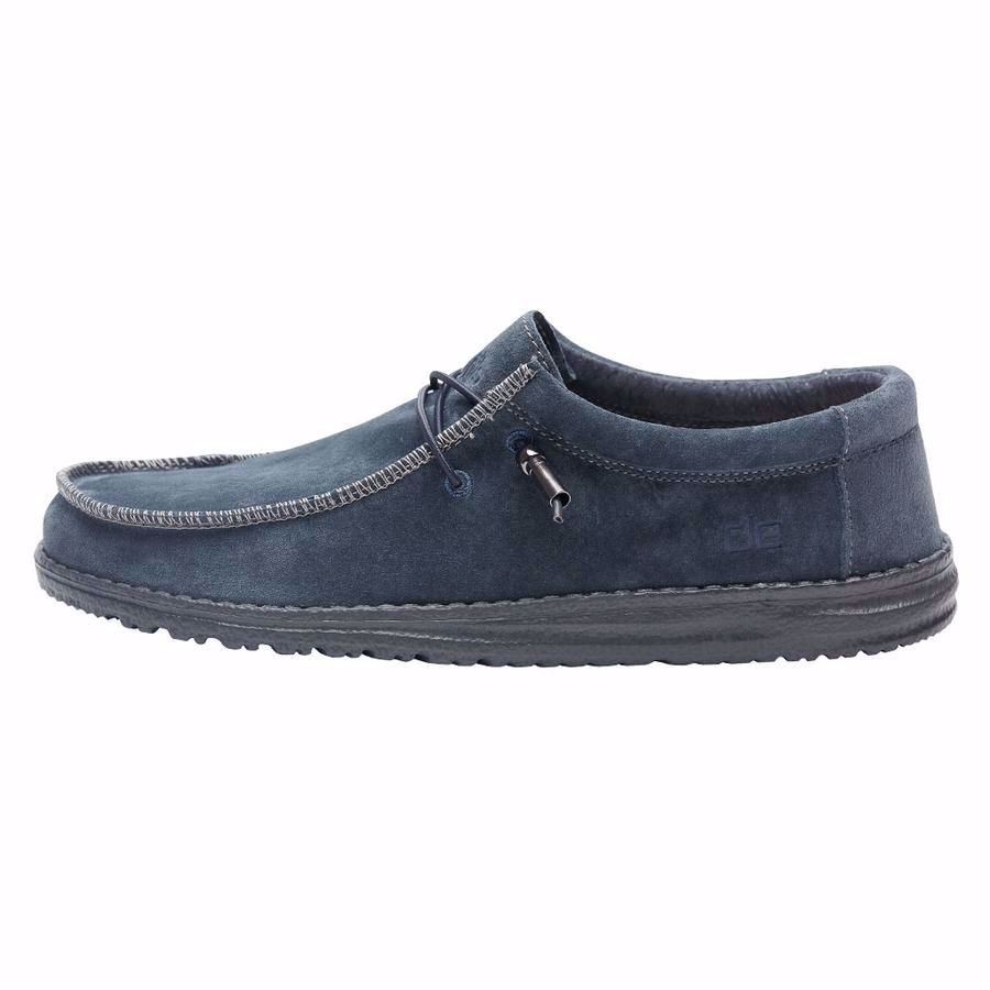 low priced 13334 96e68 DUDE - SCARPA WALLY SUEDE CARBON