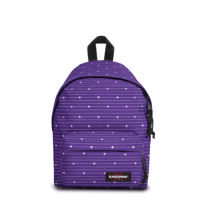 ZAINETTO EASTPAK ORBIT XS PICCOLE RIGHE