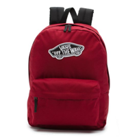 ZAINO VANS REALM BACKPACK BORDEAUX