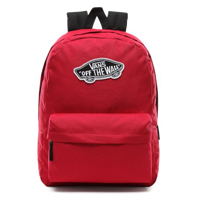 ZAINO VANS REALM BACKPACK ROSSO