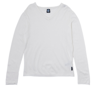 MAGLIONE DA DONNA COLLO A V NORTH SAILS MARSHMALLOW