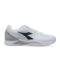 SCARPA DA TENNIS DA UOMO DIADORA SPEED BLUSHIELD 3 CLAY BIANCA