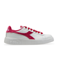 SCARPA DA DONNA DIADORA GAME STEP SMOOTH BIANCA ROSSA