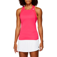 CANOTTA DA TENNIS DA DONNA ASICS CLUB TANK TOP ROSA