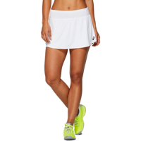 GONNA A PANTALONICINO DA TENNIS ASICS CLUB SKORT BIANCA