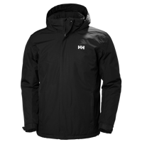 GIACCA DA UOMO HELLY HANSEN DUBLINER INSULATED JACKET NERA