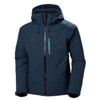 GIACCA DA NEVE DA UOMO HELLY HANSEN SWIFT 4.0 JACKET BLU NAVY