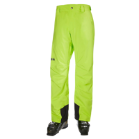 PANTALONI DA NEVE DA UOMO HELLY HANSEN LEGENDARY INSULATED PANT LIME