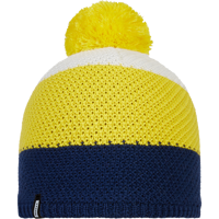 CAPPELLO BREKKA WINTER MERINO PON GIALLO