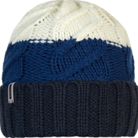 CAPPELLO BREKKA LITTLE MAN BEANIE BLU NAVY