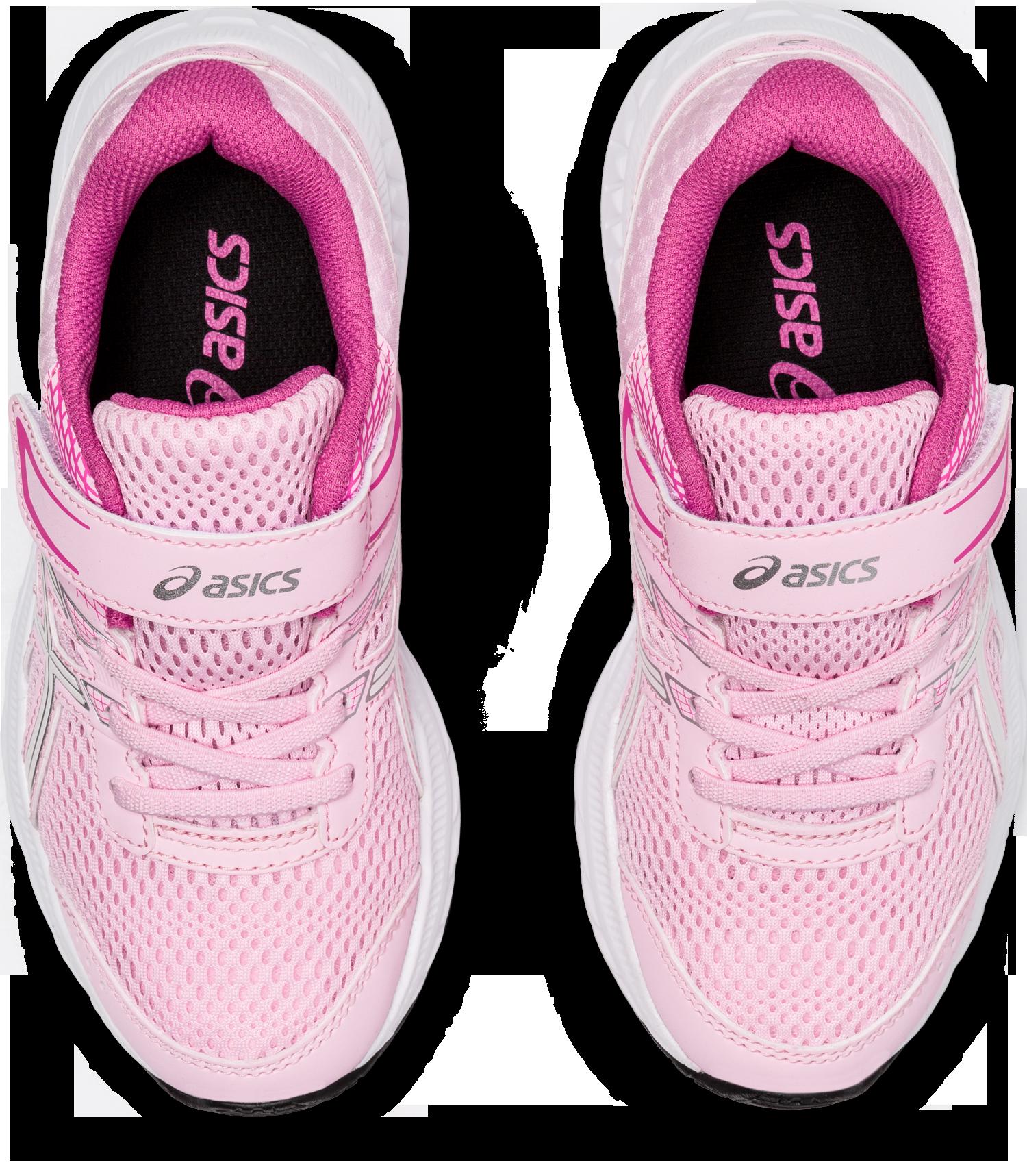 asics bambina 27 rosa