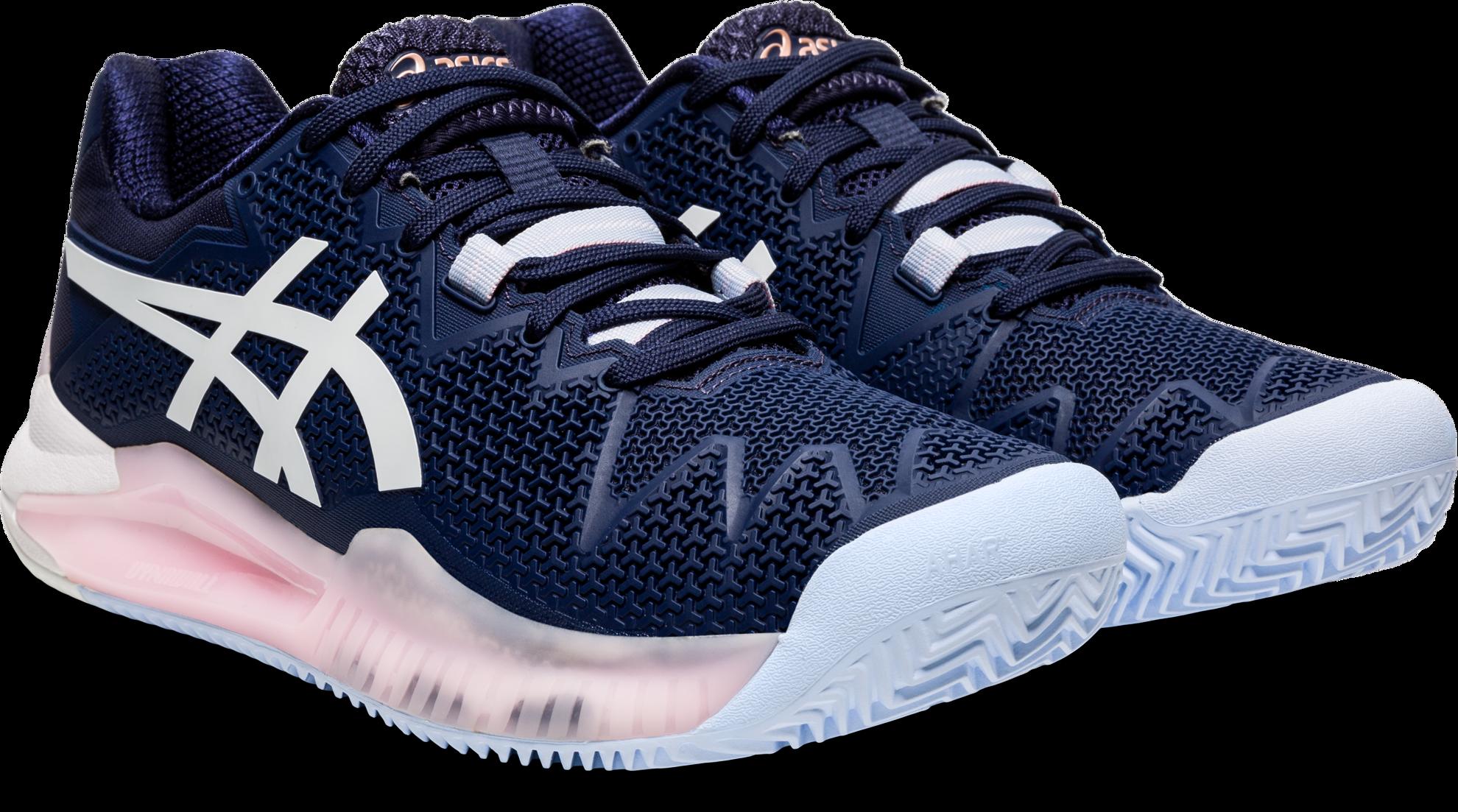 scarpe tennis clay donna asics