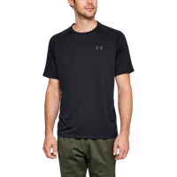 T-SHIRT DA UOMO UNDER ARMOUR UA TECH 2.0 SS TEE NERA