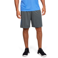SHORT DA UOMO UNDER ARMOUR UA TECH GRAPHIC GRIGIO