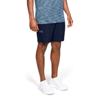 SHORT DA UOMO UNDER ARMOUR VANISH WOVEN SHORT BLU NAVY