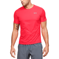 T-SHIRT DA UOMO UNDER ARMOUR SPEED STRIDE ROSSA