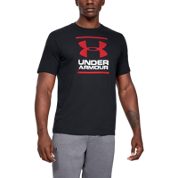 T-SHIRT DA UOMO UNDER ARMOUR UA GL FOUNDATION NERA