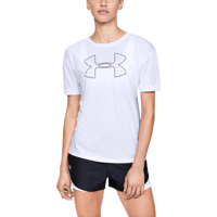 T-SHIRT DA DONNA UNDER ARMOUR PERFORMANCE GRAPHIC SS BIANCA