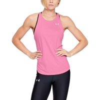 CANOTTA DA DONNA UNDER ARMOUR UA SPEED STRIDE TANK ROSA