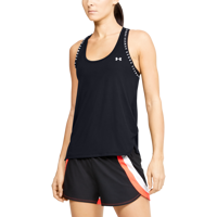 CANOTTIERA DA DONNA UNDER ARMOUR UA KNOCKOUT TANK NERA