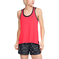 CANOTTIERA DA DONNA UNDER ARMOUR UA KNOCKOUT TANK ROSSA
