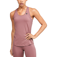 CANOTTA DA DONNA UNDER ARMOUR UA RUSH TANK ROSA