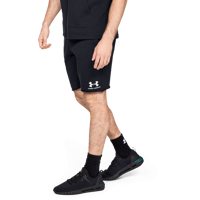 SHORT DA UOMO UNDER ARMOUR SPORTSTYLE TERRY SHORT NERO