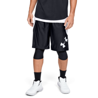 SHORT DA UOMO UNDER ARMOUR UA PERIMETER SHORT NERO