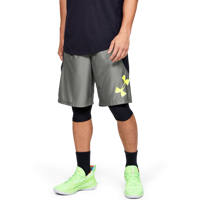 SHORT DA UOMO UNDER ARMOUR UA PERIMETER SHORT GRIGIO