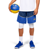 SHORT DA UOMO UNDER ARMOUR SC30 10 IN SHORT BLU