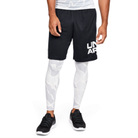 SHORT DA UOMO UNDER ARMOUR UA TECH WORDMARK SHORTS NERO