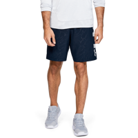 SHORT DA UOMO UNDER ARMOUR WOVEN GRAPHIC EMBOSS BLU