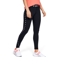 LEGGINS DA DONNA UNDER ARMOUR FAVORITE GRAPHIC NERO