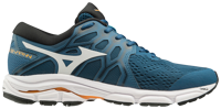 SCARPA DA RUNNING DA UOMO MIZUNO WAVE EQUATE 4 BLU
