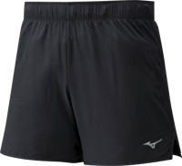 SHORT DA UOMO MIZUNO ACTIVE ALPHA 5.5 SHORT NERO
