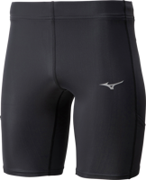 SHORT DA UOMO MIZUNO CORE MID TIGHT NERO