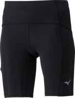SHORT DA DONNA MIZUNO CORE MID TIGHT WOS NERO