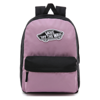 ZAINO VANS REALM BACKPACK ROSA NERO