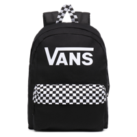 ZAINO VANS REALM BACKPACK-COLOR THEORY NERO