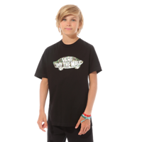 T-SHIRT JUNIOR VANS BY OTW LOGO FILL BOYS NERA