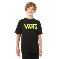 T-SHIRT JUNIOR VANS CLASSIC BOYS NERA