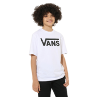 T-SHIRT JUNIOR VANS CLASSIC BOYS BIANCA