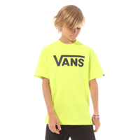 T-SHIRT JUNIOR VANS CLASSIC BOYS GIALLA