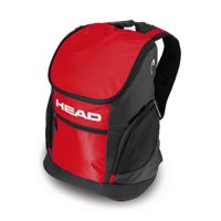 ZAINO HEAD TEAM TRAINING BACKPACK ROSSO NERO