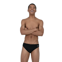 COSTUME SLIP SPEEDO ESSENTIALS ENDURANCE 10 5CM BRIEF NERO