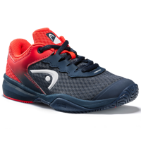SCARPA DA TENNIS DA BAMBINO HEAD SPRINT 3.0 JUNIOR BLU ROSSA