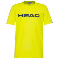 T-SHIRT DA UOMO HEAD CLUB IVAN GIALLA