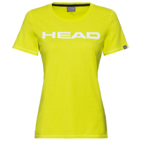 T-SHIRT DA DONNA HEAD CLUB LUCY GIALLA